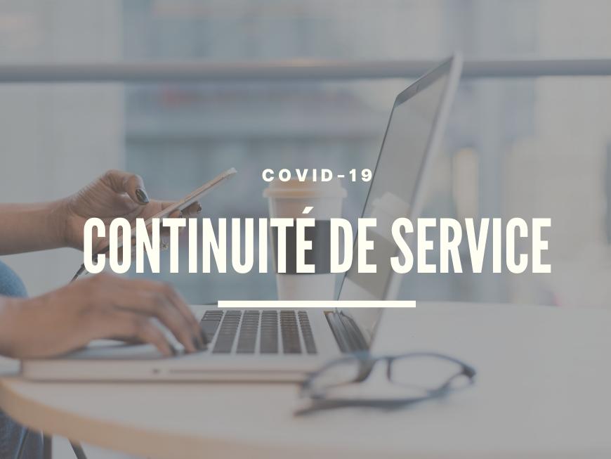 Covid-19 : Mise en place de mesures particulières